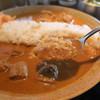 けらら - 料理写真:カレーはかなりサラサラ系