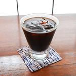 cafe 角屋 - アイスコーヒー