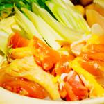 浅草 軍鶏家 - 軍鶏とふぐの鍋