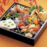 魚喜久 - 幕の内2,000円