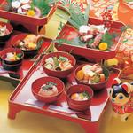 魚喜久 - お食い初め膳