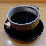 54982696 - 食後にコーヒー(アイスもリクエスト可)