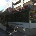 ジョナサン - 店舗入口