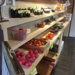 54985446 - 地物野菜とジャム各種