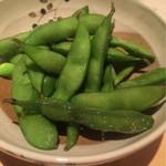 いま井 - 茹でたて枝豆
