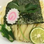 朧月 - 塩つけ麺大盛り