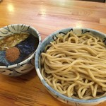 54987122 - つけ麺 並盛(¥800円)