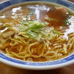 磯焼亭 - ラーメン ¥700
