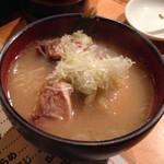 かっぱ寿司 - あら汁432円