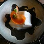 和さ田 - ゴマ豆腐