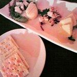 ワンハンドレットクラブ - チーズ盛り合わせ