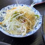 きりん - 2016年8月 野菜サラダ