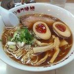54991041 - 味特 「醤油ラーメン+味玉」