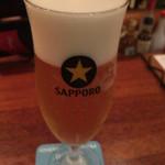 girisharyouriandoba-orimpia - 生ビール