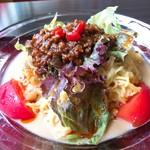 リトルチャイナ - 冷し担々麺(夏季限定)