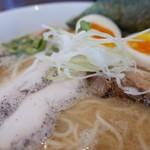くまがい - 【特製濃厚醤油鶏そば…900円】♫2016/8