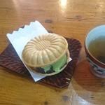 井上総本舗 - 抹茶モナカセット