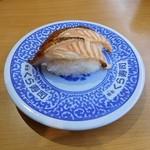 無添くら寿司 - 料理写真:★あぶり大とろサーモン