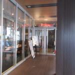 トニーローマ - お店入口