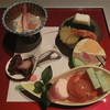 湯回廊 菊屋 - 料理写真:前菜