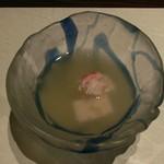 54999696 - 冬瓜の冷製スープ