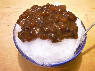 多津屋 - あんみつ ¥550(税込)