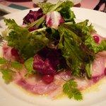 Jidoroppu - 海鮮サラダ