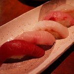 佐渡蔵 - 39円お寿司の一部