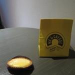 ミー&チーズ - 生チョコチーズタルト190円(税込)