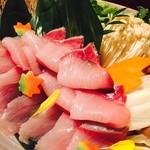 桜響 - 旬野菜のブリしゃぶ鍋