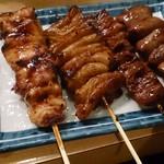 串焼きだるま - タレ焼き