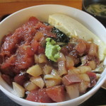 和食 斉とう - 「限定8食のづけ丼」