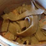 古代村 - 蒸し蕎麦