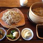 古代村 - さくら(せいろ蕎麦と蒸し蕎麦)