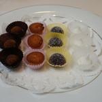 ラ・グランターブル ドゥ キタムラ - 茶菓子
