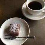 CLAMP COFFEE SARASA - ブラウニー