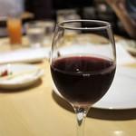 ウチョウテン - 赤ワイン 480円