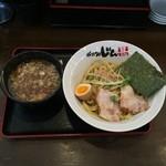 らぁめん じん - 流星つけ麺(850円)