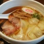 Taka - ワンタン麺