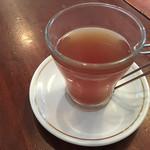ブレカフェ・ブラッセリィ - 黒豆茶