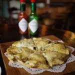 アロドラ - 料理写真:カレーピザ(8インチ)、¥1050