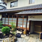 55010777 - 外観は由緒正しき日本家屋です。お庭も素晴らしい〜♪