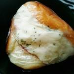 イソップベーカリー - 【2016/8】ポテトサラダパン、媚びてない。これ、好き