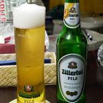 ドイツ・オーストリアビール専門店 ツークシュピッツェ - ツィラタール プレミアムピルス