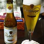 ドイツ・オーストリアビール専門店 ツークシュピッツェ - ラーデベルガー ピルスナー