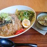 柴又 かなん亭 - 500円(+税)丼