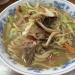 魚魚 - チャンポン=750円