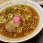 元祖ちとせラーメン - 醤油ラーメン