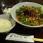 たけくま - 冷やし担々麺