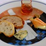 Bistro東進堂 - H28.8月 チーズ